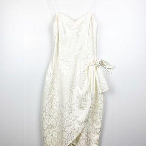 VTG ALL THAT JAZZ   Vintage Bride Dress   12